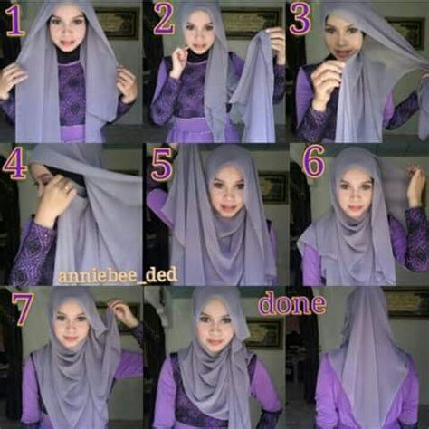 tutorial hijab chiffon 141 best hijab tutorial and tips images on pinterest