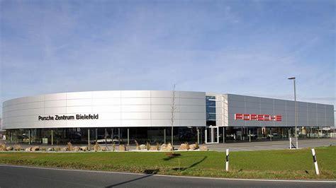 Porsche In Bielefeld by Porschezentrum Bielefeld