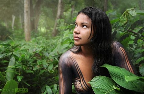 indian girl in the jungle david lazar
