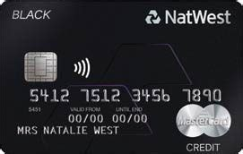 Natwest Debit Card Design