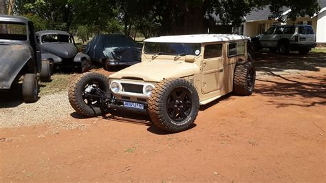 customized land custom land cruiser with a 1uz engine swap depot