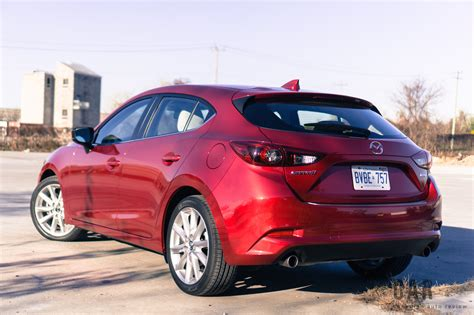 mazda 3 ca review 2017 mazda3 gt manual canadian auto review