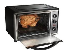 Baking Using Oven Toaster The 8 Best Rotisserie And Roaster Ovens To Buy In 2017