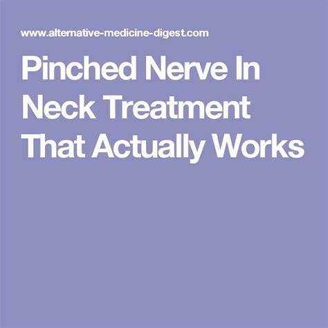 8 Treatments That Really Work by Die Besten 25 Pinched Nerve Relief Ideen Auf