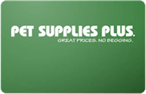Pet Supplies Plus Gift Card - buy pet supplies plus gift cards discounts up to 35 cardcash