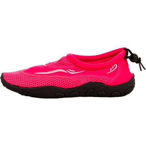 swim shoes womens water shoes aqua sock slip on pool swim surf