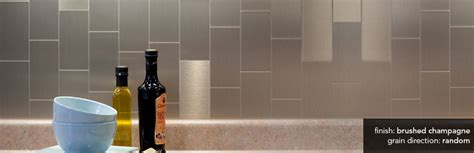 aspect peel and stick backsplash tiles aspect stainless steel backsplash interior design ideas