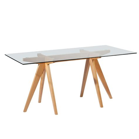 Replica Dining Tables Replica Jean Prouv 233 Rectangular Dining Table