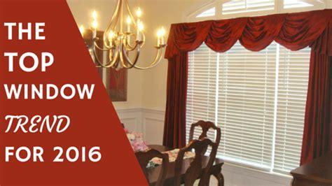 window treatment trends 2016 the top window trend 2016 wilmington nc