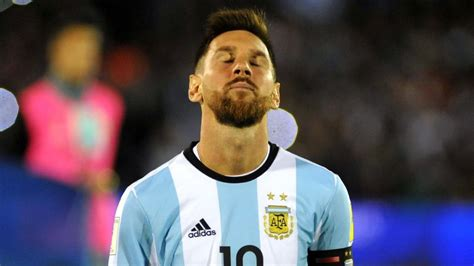 argentina mess i d up 2018 world cup qualification