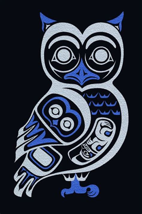 tlingit art owl www pixshark com images galleries with