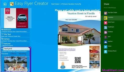 flyer design software for windows easy flyer creator for windows 8 free license key most i
