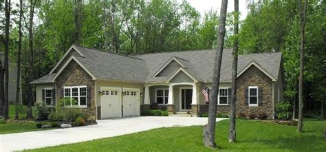 new ranch style homes ranch style home the new house pinterest