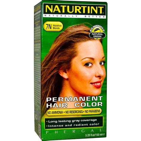naturtint permanent hair color 7n hazelnut 5 28