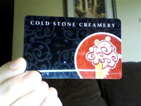 Unused Sports Authority Gift Card - free unused 10 cold stone creamery gift card gift cards listia com auctions for