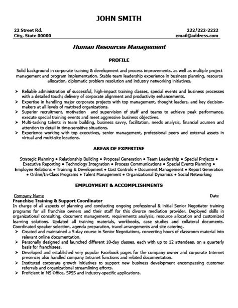 Franchise Support Cover Letter by Franchise And Support Coordinator Resume Template Premium Resume Sles Exle