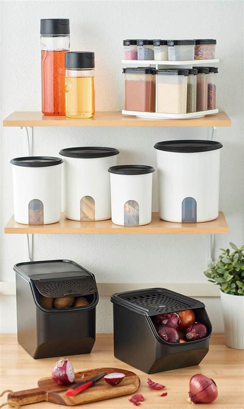 Tupperware Pantry by How To Organize Your Kitchen With Tupperware One