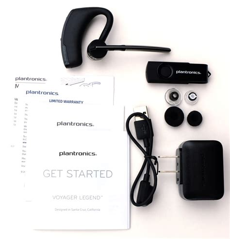 Headset Bluetooth Voyager Legend by Plantronics Voyager Legend Bluetooth Headset Review The