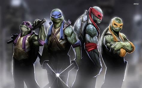 Mutant Turtles by Mutant Turtles Wallpapers Wallpaper Cave