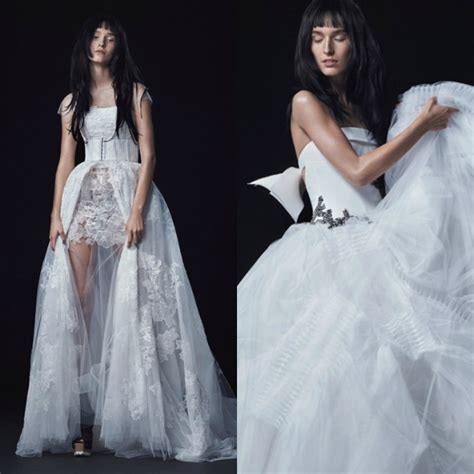 fotos vestidos de novia vera wang vera wang inspira sus nuevos vestidos de novia en madrid