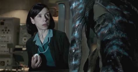 2017 movies the shape of water by sally hawkins the shape of water trailer guillermo del toro s new fantasy