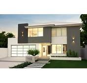 Update Terbaru 10 Desain Rumah Minimalis 2 Lantai