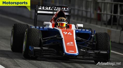 Kaos Manor Racing Haryanto F1 f1 manor racing haryanto