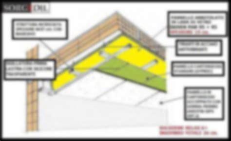 insonorizzare il soffitto sorgedil soluzioni isolamento acustico e