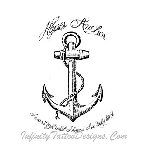 anchor tattoo design tattoo collections