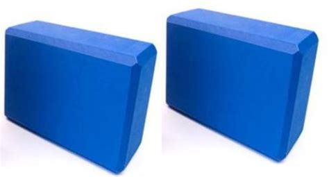 Foam Blocks 2 Pack Blue jellies joint cushions top healthy store