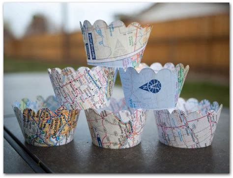 cupcake liners for bridal shower 25 best ideas about farewell on