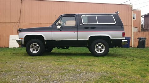 Power Lifier Blazer X4 1991 chevrolet k5 blazer 4 215 4 for sale