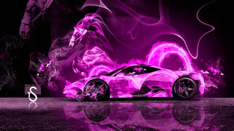 purple ferrari wallpaper image gallery pink ferrari 2014