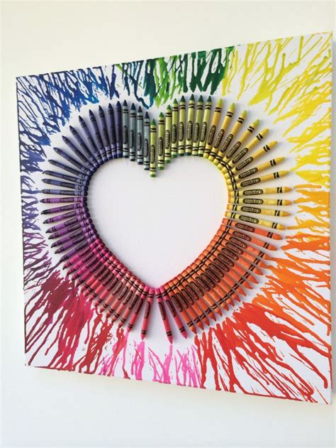 Wax Paper Crayon Craft - 17 best images about wax crayon on