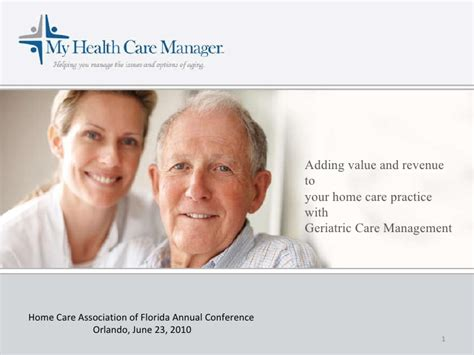 adding value and revenue to your home care practice with