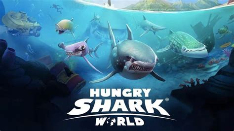 apk hungry shark hungry shark world mod apk freehackapk