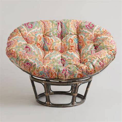 popazon chair venice papasan chair cushion world market