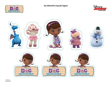 0905 doutora brinquedos kit c 2 moldes por r3270 93 best images about tema doutora brinquedos on
