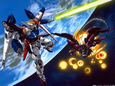 Wing Gundam sd otaku gundam wing
