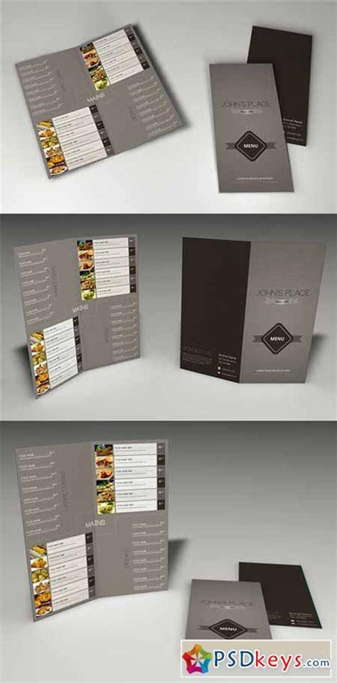 bi fold menu template bi fold food menu template 218709 187 free