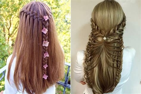 Easy Half Up Half Hairstyles by 25 Easy Half Up Half Hairstyles Collection