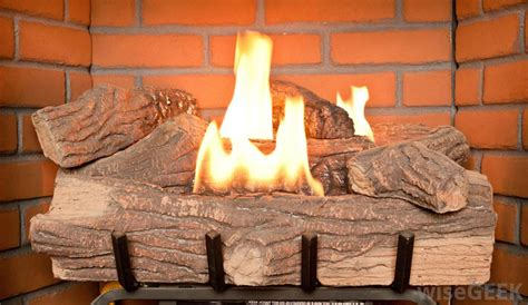 Artificial Fires For Fireplaces by What Are Gas Fireplace Logs With Pictures