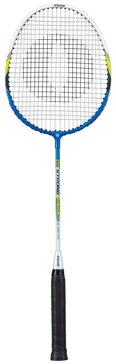 Dossenheim Bag strong 600 badminton racket oliver sport