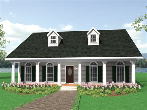 hargrave southern ranch home plan 028d 0003 house plans