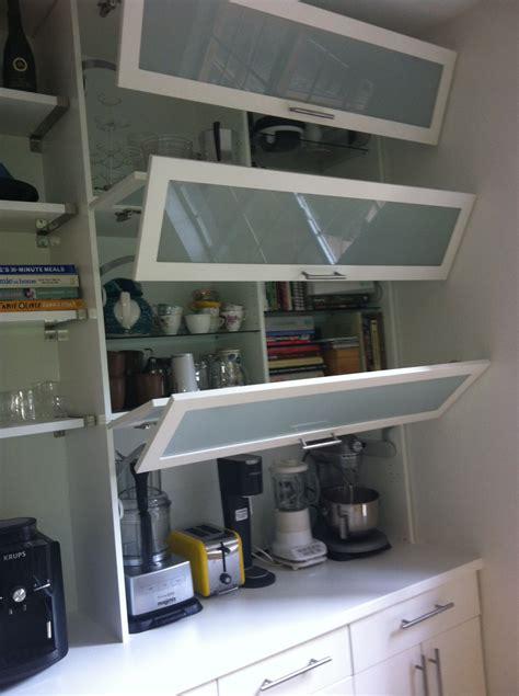 kitchen appliance shelf kitchen appliance garage ikea hackers ikea hackers