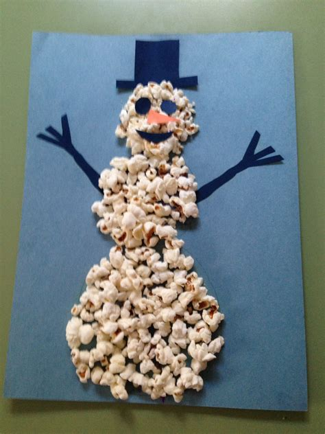 popcorn crafts for 5 winter crafts for toddlers early intervention support