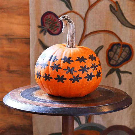 painted pumpkin ideas easy painted pumpkins 2013 decorations ideas