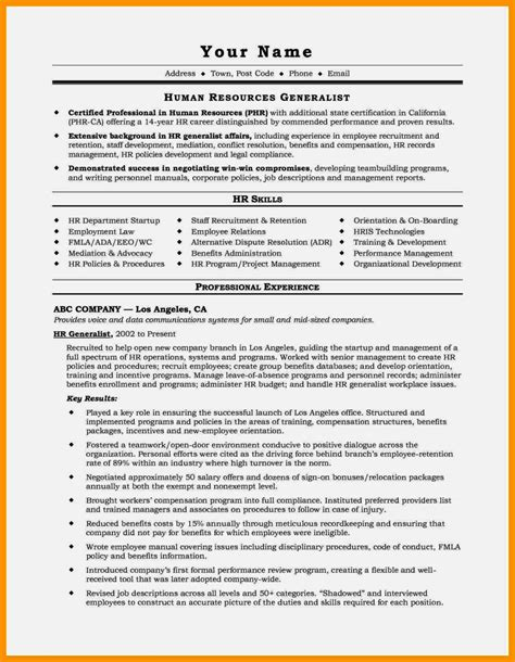 Resume Description responsibilities resumes bralicious co