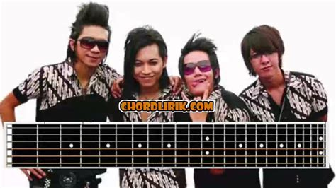 tutorial gitar lagu dekat di hati chord bass j rock lepaskan diriku chord gitar lagu j