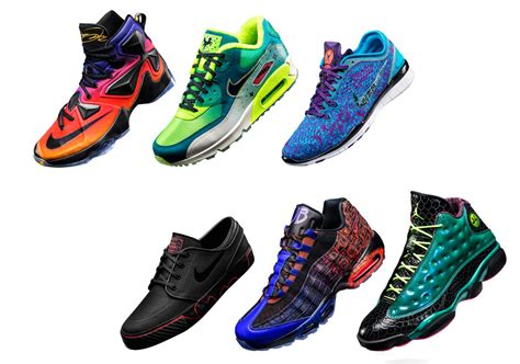 nike new year shoes 2015 nike doernbecher 2015 collection release date